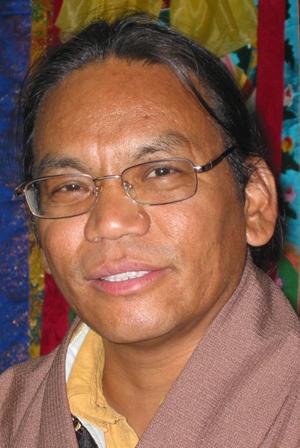 Bild: Ngakpa Karma Lhundup Rinpoche
